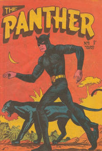Cover Thumbnail for Paul Wheelahan's The Panther (Young's Merchandising Company, 1957 series) #1
