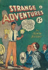 Cover Thumbnail for Strange Adventures (K. G. Murray, 1954 series) #23