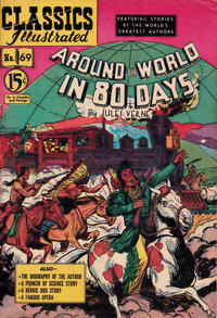 Cover Thumbnail for Classics Illustrated (Gilberton, 1948 series) #69