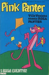 Cover Thumbnail for Pink Panter (Semic, 1977 series) #12/1982