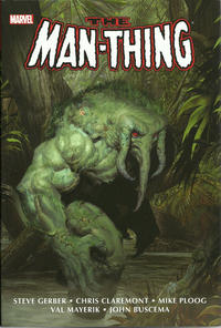 Cover Thumbnail for Man-Thing Omnibus (Marvel, 2012 series)