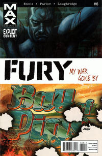 Cover Thumbnail for Fury Max (Marvel, 2012 series) #6