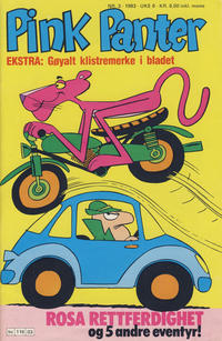 Cover Thumbnail for Pink Panter (Semic, 1977 series) #3/1983