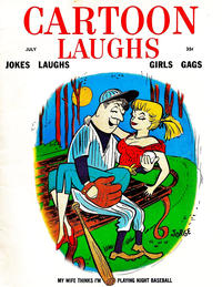 Cover Thumbnail for Cartoon Laughs (Marvel, 1963 series) #1