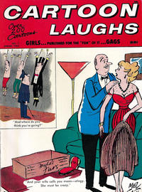Cover Thumbnail for Cartoon Laughs (Marvel, 1962 series) #7