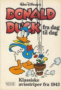 Cover Thumbnail for Donald Duck Fra Dag Til Dag (Hjemmet / Egmont, 1987 series) #6