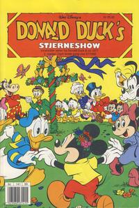 Cover Thumbnail for Donald Ducks Show (Hjemmet / Egmont, 1957 series) #[76] - Stjerneshow 1992 [Reutsendelse]