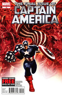Cover Thumbnail for Captain America (Marvel, 2011 series) #19