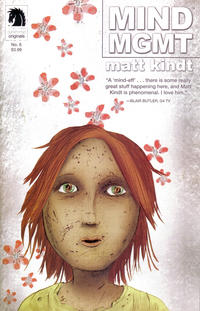 Cover Thumbnail for Mind Mgmt (Dark Horse, 2012 series) #6