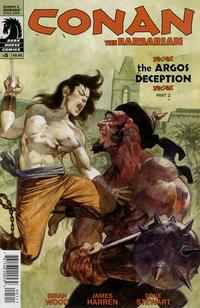 Cover Thumbnail for Conan the Barbarian (Dark Horse, 2012 series) #5 [92]