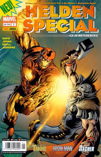 Cover Thumbnail for Helden Special (Panini Deutschland, 2004 series) #1