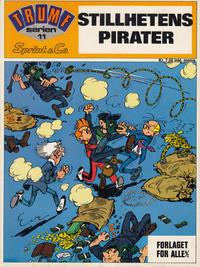 Cover Thumbnail for Trumf-serien (Forlaget For Alle A/S, 1973 series) #11 - Sprint & Co - Stillhetens pirater