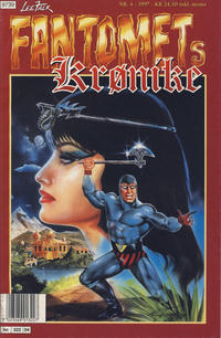 Cover Thumbnail for Fantomets krønike (Semic, 1989 series) #4/1997