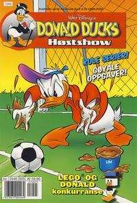 Cover Thumbnail for Donald Ducks Show (Hjemmet / Egmont, 1957 series) #Høstshow 2012