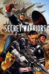 Cover Thumbnail for Secret Warriors (Panini France, 2012 series) #2