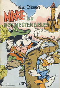 Cover Thumbnail for Walt Disney's serier (Hjemmet / Egmont, 1950 series) #[1/1953]
