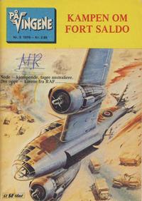 Cover Thumbnail for På Vingene (Serieforlaget / Se-Bladene / Stabenfeldt, 1963 series) #3/1976