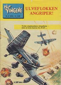 Cover Thumbnail for På Vingene (Serieforlaget / Se-Bladene / Stabenfeldt, 1963 series) #5/1976