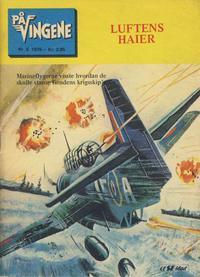 Cover Thumbnail for På Vingene (Serieforlaget / Se-Bladene / Stabenfeldt, 1963 series) #6/1976