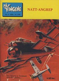 Cover Thumbnail for På Vingene (Serieforlaget / Se-Bladene / Stabenfeldt, 1963 series) #11/1976