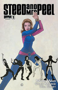 Cover Thumbnail for Steed and Mrs. Peel (Boom! Studios, 2012 series) #1