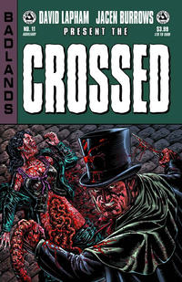 Cover Thumbnail for Crossed Badlands (Avatar Press, 2012 series) #11 [Auxiliary Cover - Raulo Caceres]