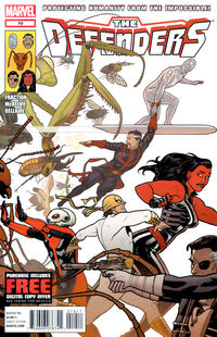 Cover Thumbnail for Defenders (Marvel, 2012 series) #10