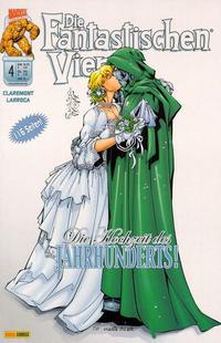 Cover Thumbnail for Die Fantastischen Vier (Panini Deutschland, 2001 series) #4