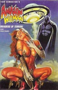 Cover Thumbnail for Amazon Woman: Invaders of Terror (FantaCo Enterprises, 1996 series)