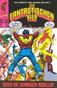 Cover Thumbnail for Die Fantastischen Vier (Panini Deutschland, 1999 series) #136