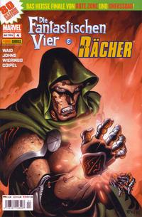 Cover Thumbnail for Die Fantastischen Vier & Die Rächer (Panini Deutschland, 2004 series) #4