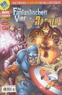 Cover Thumbnail for Die Fantastischen Vier & Die Rächer (Panini Deutschland, 2004 series) #5