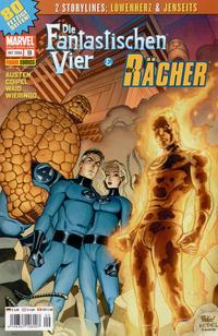 Cover Thumbnail for Die Fantastischen Vier & Die Rächer (Panini Deutschland, 2004 series) #9
