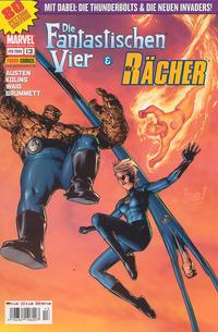 Cover Thumbnail for Die Fantastischen Vier & Die Rächer (Panini Deutschland, 2004 series) #13