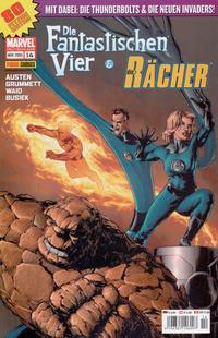 Cover Thumbnail for Die Fantastischen Vier & Die Rächer (Panini Deutschland, 2004 series) #14