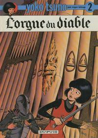 Cover Thumbnail for Yoko Tsuno (Dupuis, 1972 series) #2 - L'orgue du diable