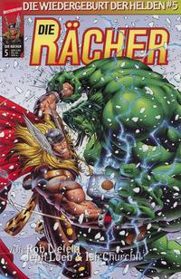 Cover Thumbnail for Die Rächer (Die Wiedergeburt der Helden) (Panini Deutschland, 1999 series) #5