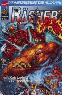 Cover Thumbnail for Die Rächer (Die Wiedergeburt der Helden) (Panini Deutschland, 1999 series) #6