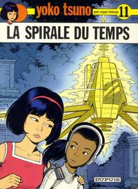 Cover Thumbnail for Yoko Tsuno (Dupuis, 1972 series) #11 - La spirale du temps