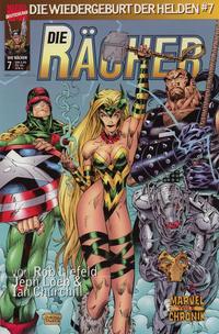 Cover Thumbnail for Die Rächer (Die Wiedergeburt der Helden) (Panini Deutschland, 1999 series) #7