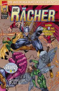 Cover Thumbnail for Die Rächer (Die Wiedergeburt der Helden) (Panini Deutschland, 1999 series) #12