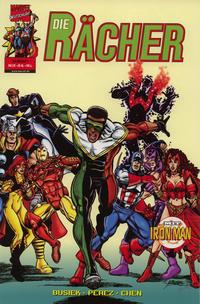 Cover Thumbnail for Die Rächer (Die Rückkehr der Helden) (Panini Deutschland, 2000 series) #7