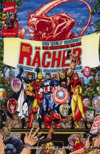 Cover Thumbnail for Die Rächer (Die Rückkehr der Helden) (Panini Deutschland, 2000 series) #9