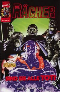 Cover Thumbnail for Die Rächer (Die Rückkehr der Helden) (Panini Deutschland, 2000 series) #10