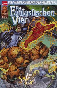 Cover Thumbnail for Die Fantastischen Vier (Panini Deutschland, 1999 series) #1