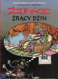 Cover Thumbnail for Iznogud (Egmont Polska, 2000 series) #1 - Żrący dżin