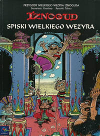 Cover Thumbnail for Iznogud (Egmont Polska, 2000 series) #3 - Spiski Wielkiego Wezyra