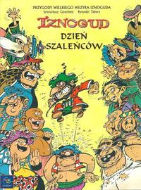 Cover Thumbnail for Iznogud (Egmont Polska, 2000 series) #4 - Dzień szaleńców
