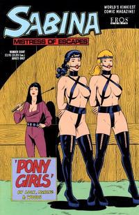 Cover Thumbnail for Sabina (Fantagraphics, 1993 series) #8