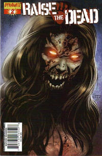 Cover Thumbnail for Raise the Dead (Dynamite Entertainment, 2007 series) #2 [Cover B Sean Phillips]